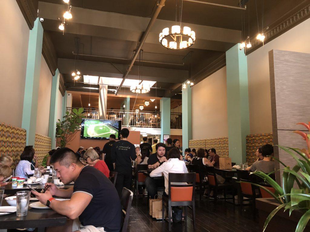 パサデナ飲茶レストラン