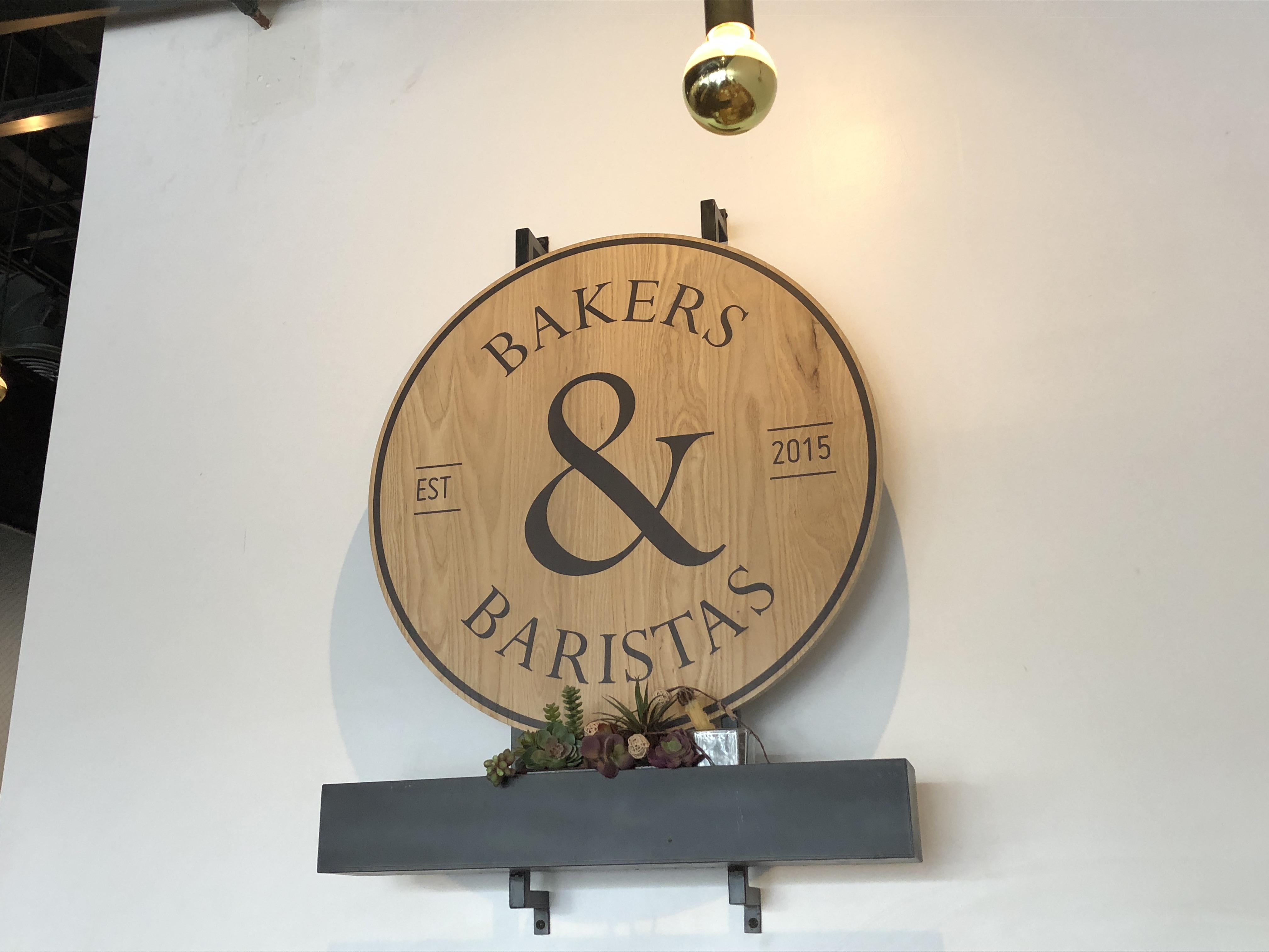 お気に入りカフェ〜Bakers&Baristas