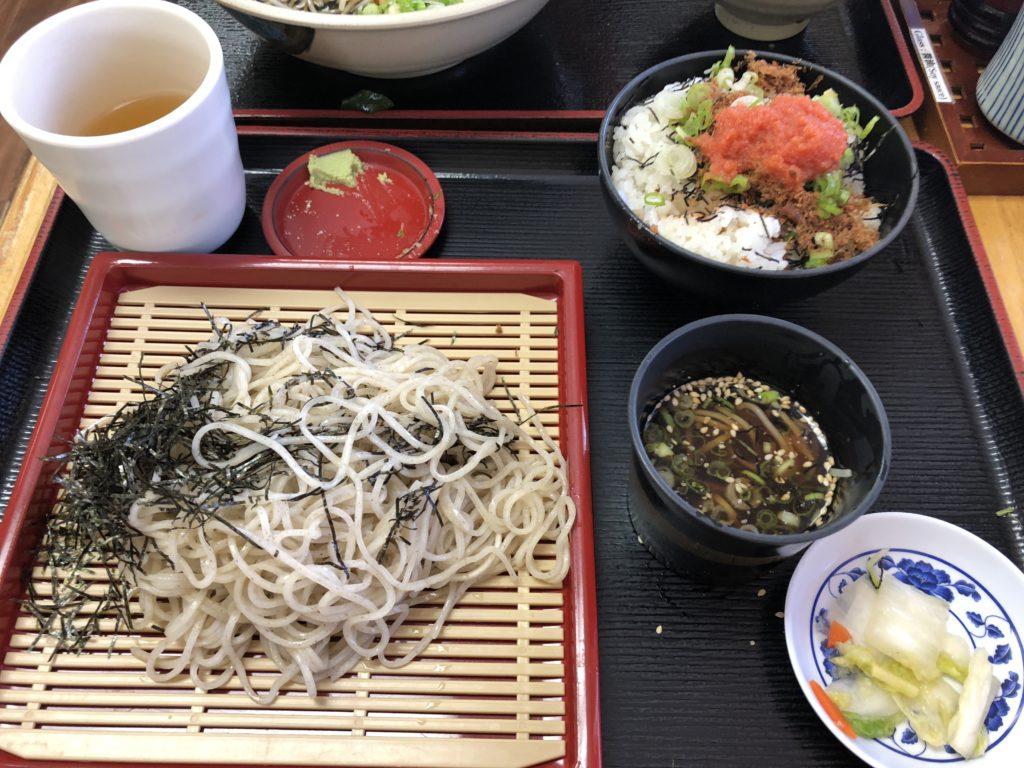 一味庵〜蕎麦